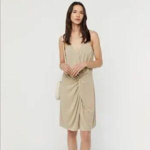 Oak + Fort Beige Dress